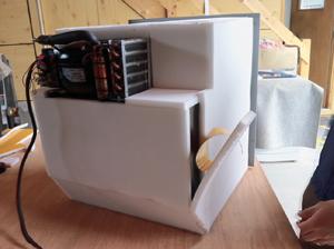 Solar powered motorhome fridges - Practical Advice