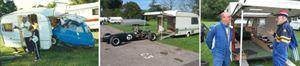 Caravan trailer storage