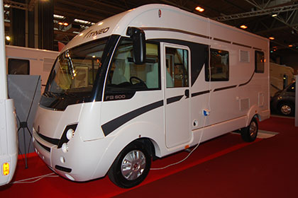 The Motorhome Awards 2015: Compact Motorhome of the Year