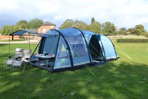 A spacious inflatable tent for four that would be just as good for family holidays as weekend jaunts. & 10 TOP TENTS FOR 2015 - Advice u0026 Tips - Camping - Out and About Live