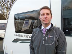 Chris Lowe of Kimberley Caravans