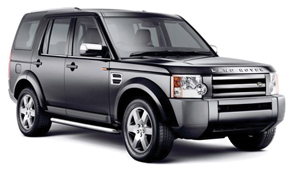 Land Rover Discovery Towcar