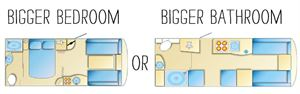 Caravan layouts pros and cons