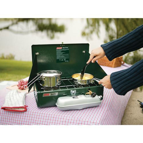 Guide to liquid fuel camping stoves - Practical Advice