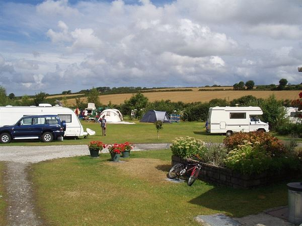 Lower Polladras Touring Park, Cornwall