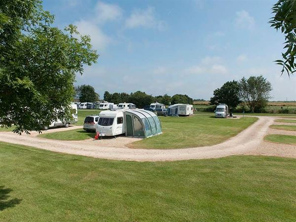 Mablethorpe is an open site with good access roads
