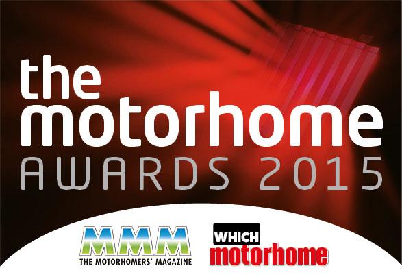 the Motorhome Awards 2015 logo