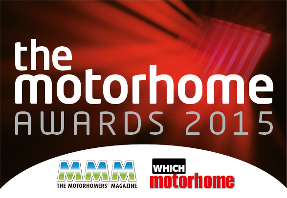 the Motorhome Awards 2015 logo