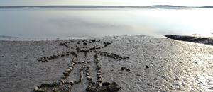 Morecambe Bay near Holgates Silverdale (pic Russ Swan)