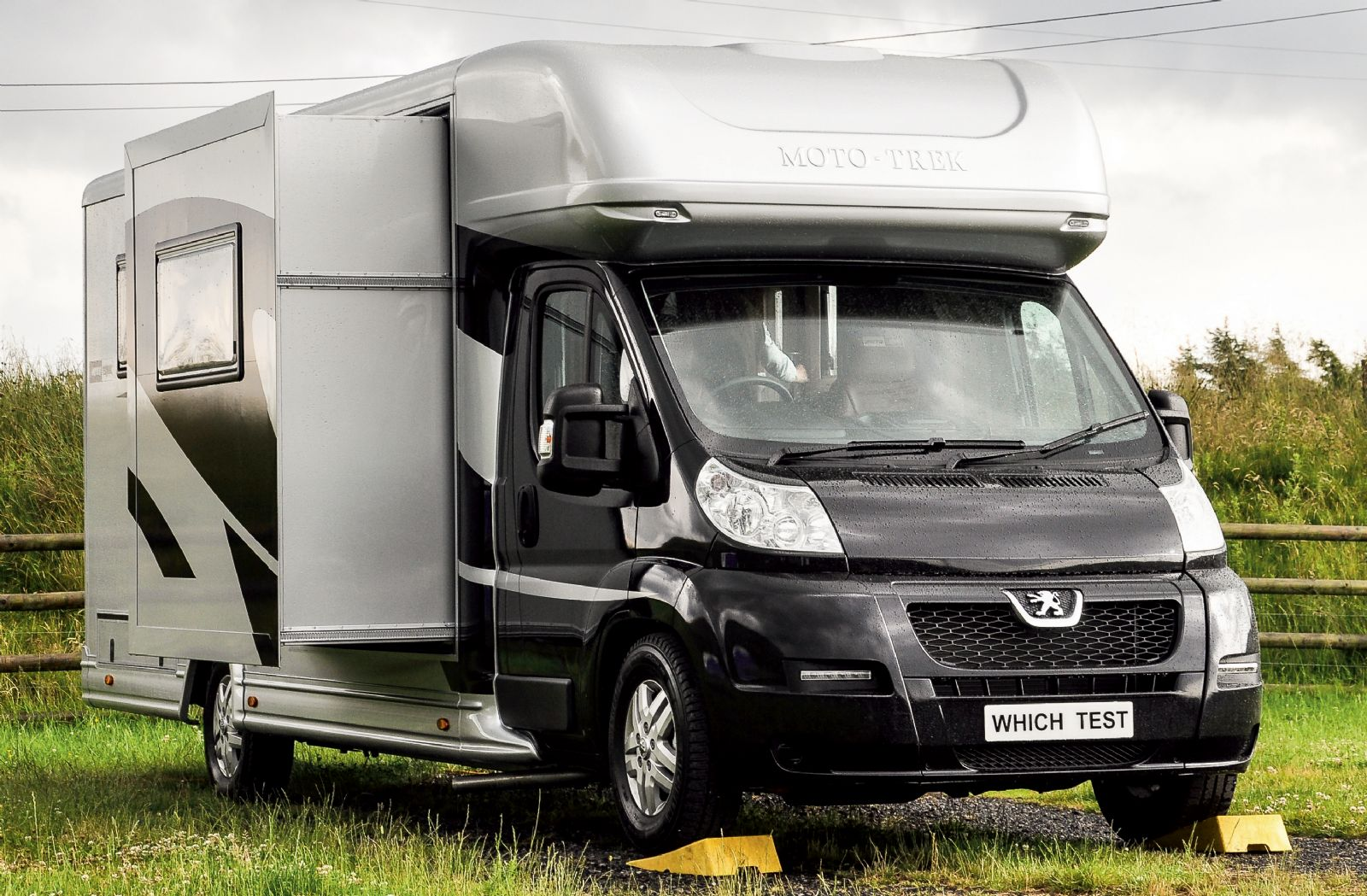 Top 10 must see motorhomes at the nec motorhome news for Slide out motor manufacturers
