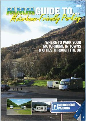 Motorhome-friendly parking guide 2013