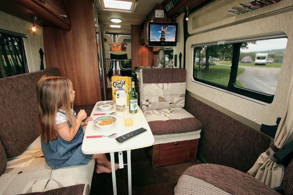 Motorhome Tv Review Practical Advice Motorhomes