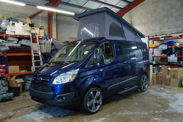 new ford transit based campervan name and specification. Black Bedroom Furniture Sets. Home Design Ideas