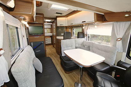 the motorhome awards 2015 luxury motorhome out and about live