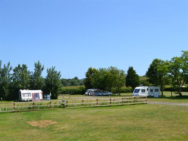 There's plenty of open space at Ninham Country Holidays