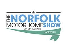 Rally with your caravan club at our new Norfolk show