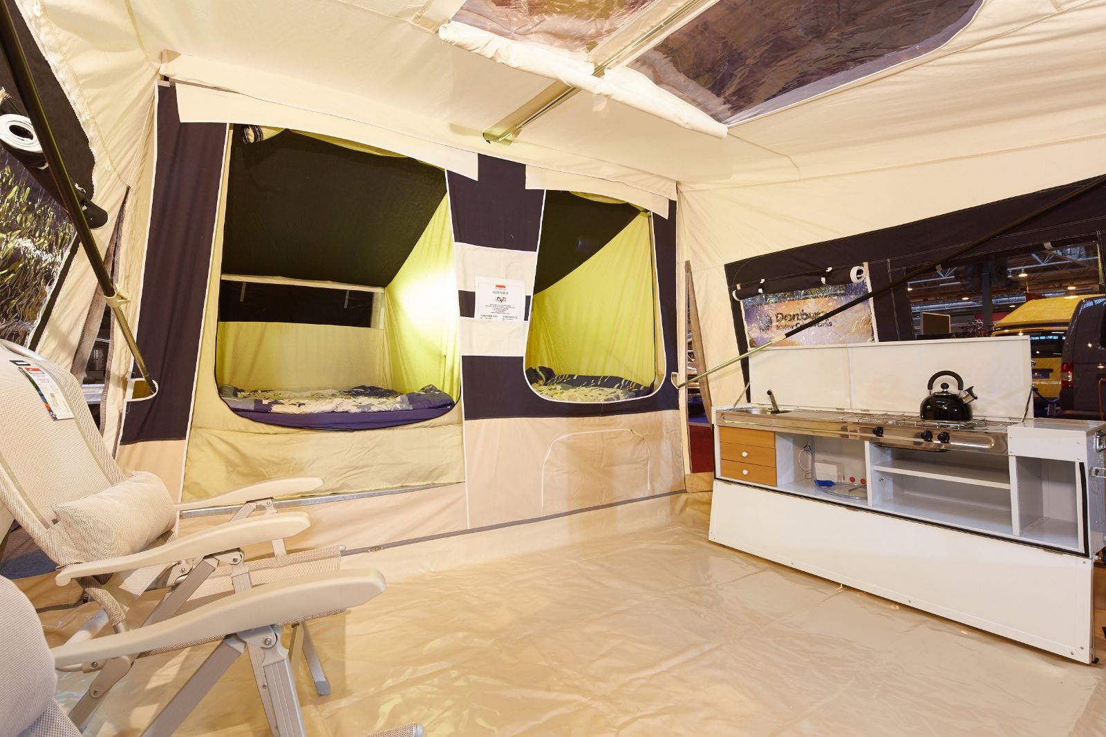 6 TRIGANO ODYSSEE & 10 Of The Best Trailer Tents and Folding Campers - Advice u0026 Tips ...