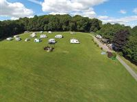 Oldbury Hill Camping and Caravanning Club Site
