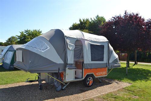 Creative Trailer Tent