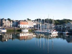 Nearby Padstow boasts a picturesque harbour