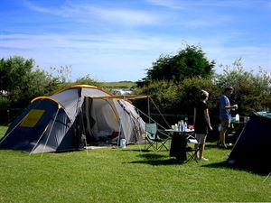 Tourers and tents, all are welcome here