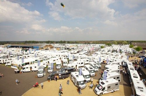 Peterborough National Motorhome Show