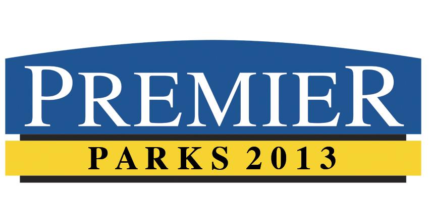 Premier Parks 2013 logo
