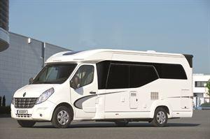 Hobby Premium Van 65GE