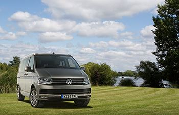 Prices Announced For Vw California Campervan Motorhome