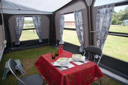 Pyramid orion caravan awning 1050cm youtube.
