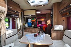 Cool The Rapido 640  Motorhome Of The Year Winner 2014