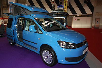 The Motorhome Awards 2015: Campervan of the Year