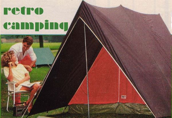 Retro C&ing & Retro Camping - Advice u0026 Tips - Camping - Out and About Live