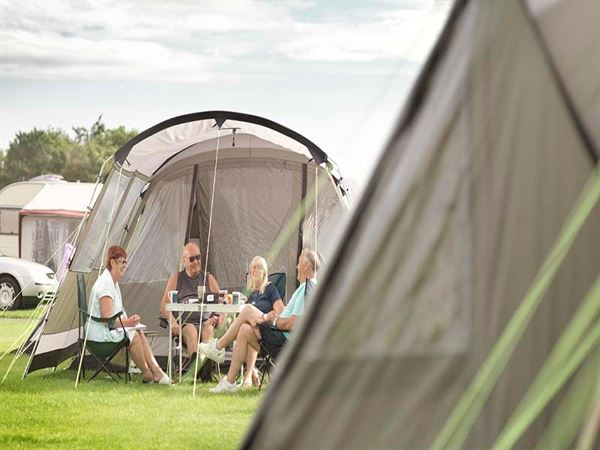 Spend quality time with friends and family on site