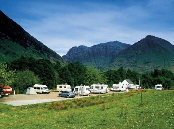Seasonal campsites take the hassle out of camping