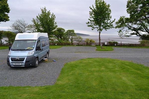 Seaward has a brilliant location on the coast