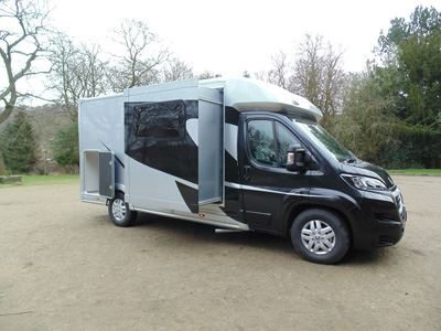 47a487ccbe Moto-Trek X-Cite G launched at show - Motorhome News - Motorhomes ...