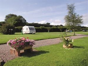 Small sites, like Lowtrow Cross, are perfect for a relaxing holiday