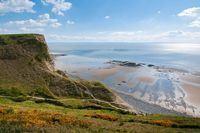 Southerndown Beach, copyright (2013) Visit Wales