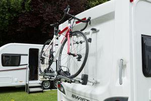 Bike Rack For Back Of Caravan Racks Blog Ideas