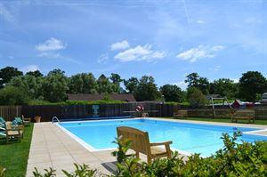 Pool is always popular in the summer