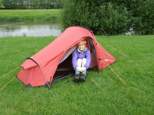 Vango Banshee 200 tent & How to kit the kids out for DofE - Practical Advice - Camping ...