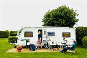 Keal Lodge is a Caravan magazine favourite