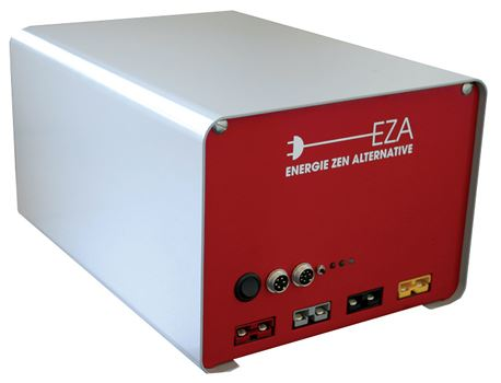 The EZA battery from RoadPro has been developed in France
