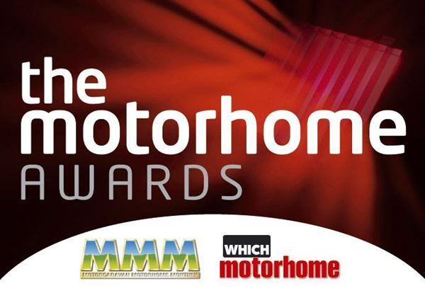 The Motorhome Awards 2014, shortlist announced