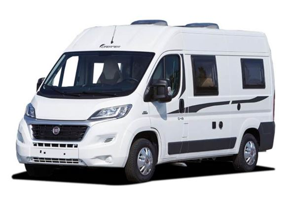 The Rapido Dreamer A New Van Conversion Appearing At Show