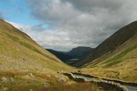 The stunning scenery of the Lake District