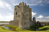 Threave Castle is a recommended highlight of South-West Scotland