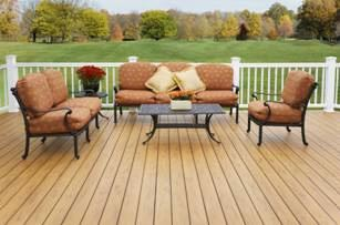 Timbertech – the ultimate outdoor living space