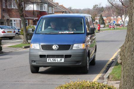 VW Van Conversion Part One